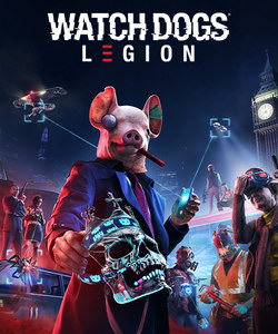 Watch Dogs: Legion (обложка)