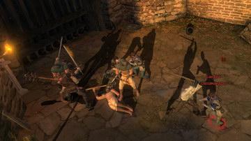 Witcher 1. Защита Каэр Морхена
