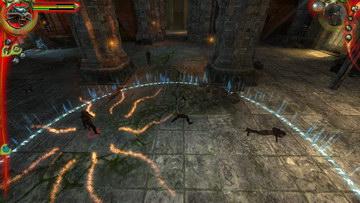 Witcher 1. Защита Каэр Морхена. Лаборатория
