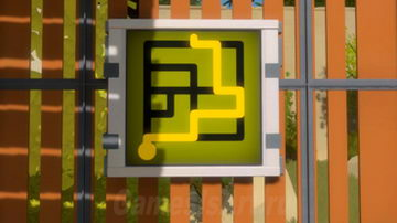 The Witness. Парк-лабиринт. Головоломка 5