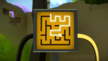 The witness решение головоломок