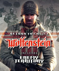 Return to Castle Wolfenstein (обложка)
