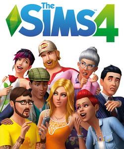 Sims 4 Box