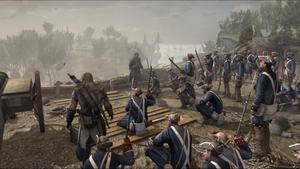 Часть 7. Битва при Банкер-Хилле