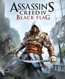 Assassin's Creed 4 Box