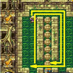 Ур. S2. Башня из камней