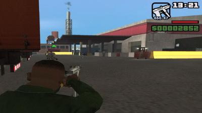 GTA San Andreas. Серый импорт