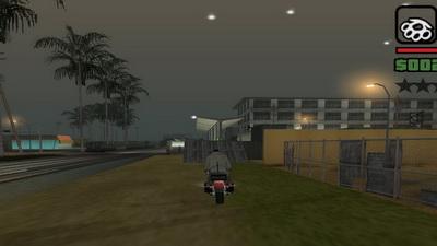 GTA San Andreas. Уникальные прыжки