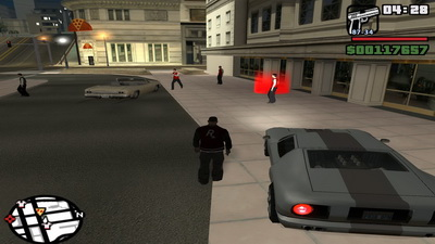 GTA San Andreas. Миссии лакея