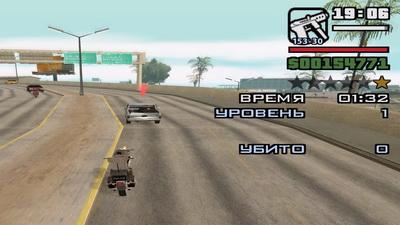 GTA San Andreas. Полицейский