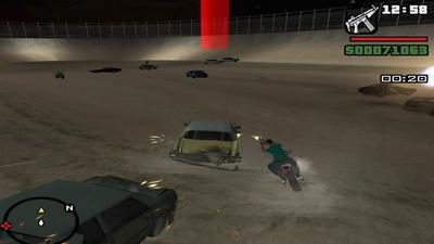 GTA San Andreas. Кровавый боулинг