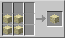 Рецепт. Песчаник (Sandstone)